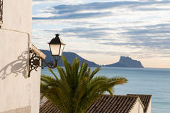Altea old town views Royalty Free Stock Image