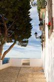 Altea old town Royalty Free Stock Photography