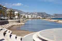 Altea, Spain royalty free stock image