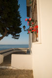 Altea street Stock Images
