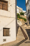Altea street Royalty Free Stock Images