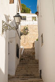 Altea street Royalty Free Stock Image