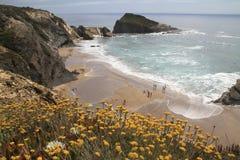 Alteirinhos beach Royalty Free Stock Photo