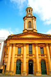 in altem Bau und Geschichte Notting Hill England Europa Lizenzfreie Stockbilder