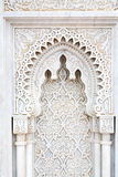 in altem Boden Marokkos Afrika keramisch Stockfoto