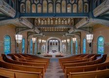 Alten St Patrick Kirche Stockfoto