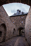 Altena is a city in Germany, in North Rhine - Westphalia. Stock Photography