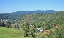 Altenau,Harz Mountains,Germany Stock Image
