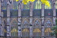 Altenberg-Kathedrale Stockfotos