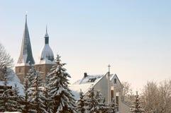 altenburg выступает красный цвет стоковые фото