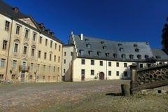 Altenburg castle Stock Photos