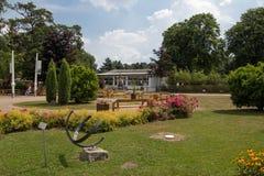 Altenhof-Parc-être-voyez photo libre de droits