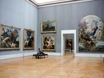 alte慕尼黑博物馆pinakothek 免版税库存图片