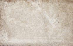 Alter abgenutzter Sand - farbiges Papier mit einer schmutzigen Oberfläche lizenzfreie stockfotos