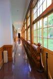 Alter allgemeiner Hall von Hakodate-Bezirk in Motomachi-Bezirk Lizenzfreie Stockfotografie