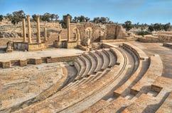 Alter Amphitheatre stockfoto
