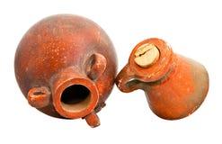 Alter Amphora Lizenzfreie Stockbilder