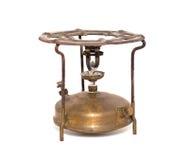 Alter antiker Kerosinbrenner stockfoto
