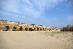 Alter Aquädukt Lizenzfreie Stockbilder