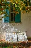 Alter Autumn Exterior Lizenzfreie Stockfotos