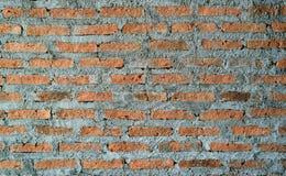 Alter Backsteinmauer-Hintergrund stockbilder