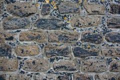 Alter Backsteinmauer-Hintergrund Lizenzfreies Stockfoto