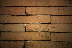 Alter Backsteinmauerbeschaffenheitshintergrund Lizenzfreie Stockfotografie
