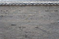 Alter Backsteinmauerhintergrund Lizenzfreie Stockbilder