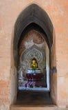 Alter Bagan-Tempel, Myanmar Lizenzfreie Stockfotografie