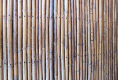 Alter Bambus-patition Hintergrund Lizenzfreie Stockfotografie