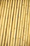 Alter Bambuswandhintergrund Lizenzfreies Stockfoto