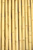 Alter Bambuswandhintergrund Lizenzfreie Stockfotos