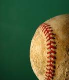 Alter Baseball Stockfoto