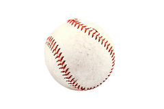 Alter Baseball Lizenzfreies Stockbild