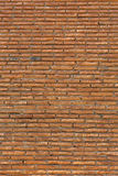 Alter Bau der alten Backsteinmauerbeschaffenheit Lizenzfreie Stockfotografie