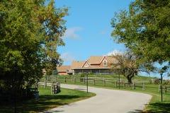 Alter Bauernhof lizenzfreie stockbilder