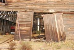 Alter Bauernhof Stockfoto