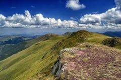 Alter Berg stockbilder