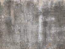 Alter Betonblockwand-Beschaffenheitshintergrund, Zementwand stockbild