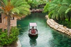 Alter Bezirk von Dubai Lizenzfreie Stockfotografie