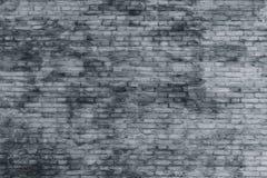 Alter Blockbacksteinmauer-Fliesenhintergrund Grunge Beschaffenheit Stockfoto