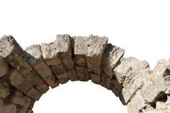 Alter Bogen in Olimpia, Griechenland. Stockbilder