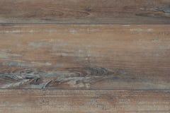 Alter brauner rustikaler hölzerner Hintergrund, Holzoberfläche mit Kopienraum Brett, Beschaffenheit Stockfotos
