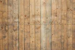 Alter Bretterboden oder hölzerne Planken, hölzerne Beschaffenheit für Hintergrund stockfoto