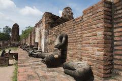 Alter Buddha Stockfotos