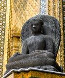 Alter Buddha Stockbilder