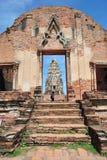 Alter Buddha-Tempel in Thailand Stockbilder