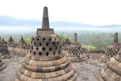 Alter buddhistischer Tempel lizenzfreie stockbilder