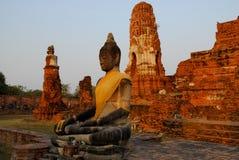 Alter buddhistischer Tempel Lizenzfreies Stockbild