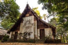 Alter buddhistischer Tempel Lizenzfreie Stockfotos